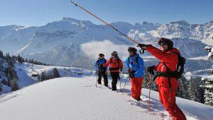 Engelberg i Alpene