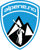 Alpene.no logo