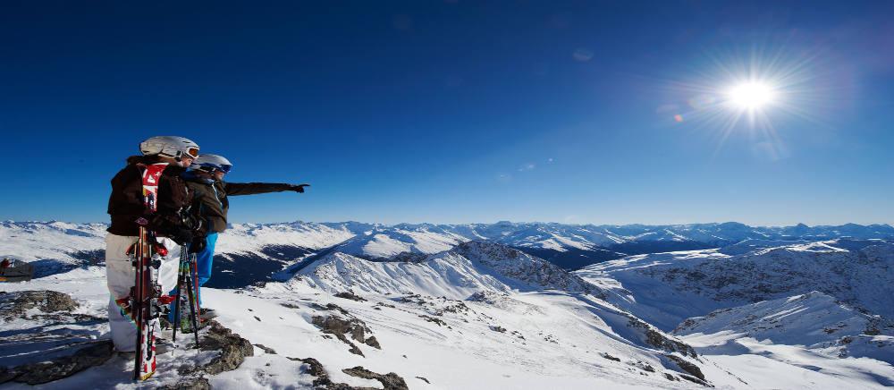 Ski Davos Klosters