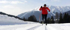 Langrenn i Davos i Alpene