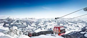 Kitzbühel i Østerrike