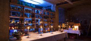 Vinsmaking på Hotel Kurhaus i Lenzerheide i Sveits