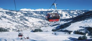 Saalbach i Østerrike