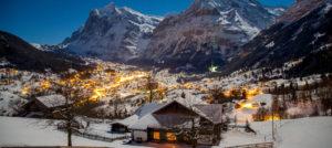 Grindelwald i Sveits