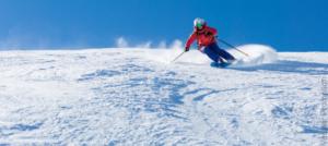 På ski i Alpene. Destinasjon: Verbier, Sveits