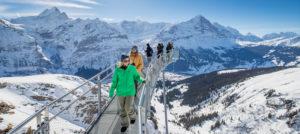 Grindelwald i de Sveitsiske Alper