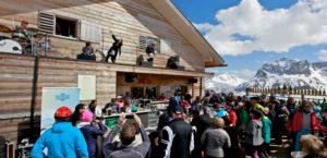 afterski på tanzcafe Lech Zurs am Arlberg