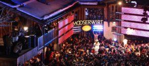 Afterski party på Mooserwirt i St. Anton am Arlberg
